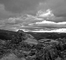 Helms Crag, Lake District by JMChown