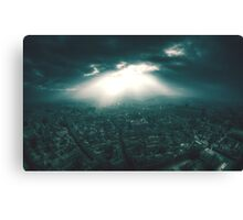 Florence City Canvas Print