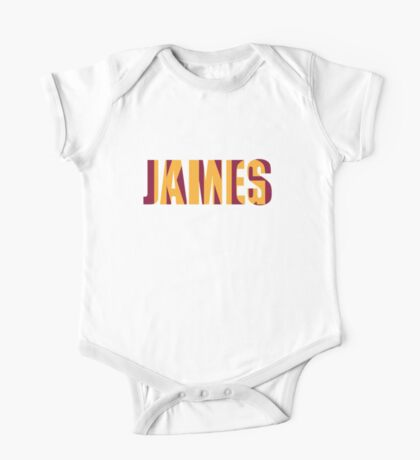 King James Lebron James One Piece - Short Sleeve