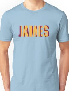 King James Lebron James Unisex T-Shirt