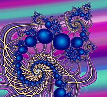 Seahorse Seashell by wolfepaw