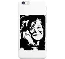 Janis Joplin iPhone Case/Skin