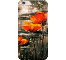 The Poppy Journals...Storm iPhone Case/Skin