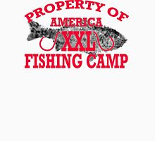American Fishing camp xxl gyotaku Unisex T-Shirt