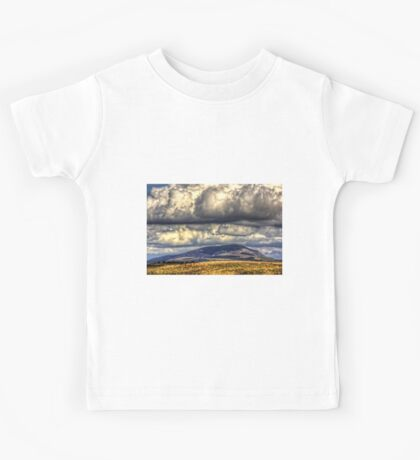 Clouds over Tinto Kids Tee