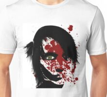 Woman in pain Unisex T-Shirt