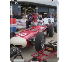 The Silverstone Classic  Cars 2015 iPad Case/Skin
