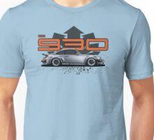 PORSCHE 930 TURBO Unisex T-Shirt