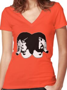 Death From Above 1979 Women's Fitted V-Neck T-Shirt