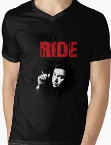 Bill Hicks Mens V-Neck T-Shirt