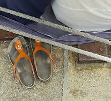 SAIL Amsterdam - shoes (7) by Marjolein Katsma
