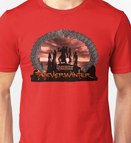 Neverwinter Unisex T-Shirt