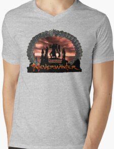 Neverwinter Mens V-Neck T-Shirt