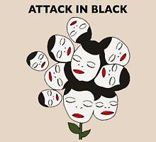 Attack In Black Unisex T-Shirt