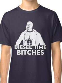 Paul Walker - Diesel Time Bitches Classic T-Shirt