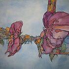 Flutterbyes by Ellen Keagy