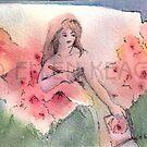 the Artist within  by Ellen Keagy