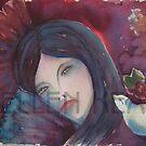 She dreams by Ellen Keagy