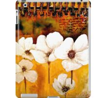 The Poppy Journals...The Five in White iPad Case/Skin