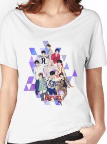 Super Junior SJ SuJu - DEVIL 2 Women's Relaxed Fit T-Shirt