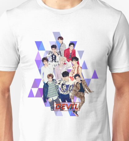 Super Junior SJ SuJu - DEVIL 2 Unisex T-Shirt