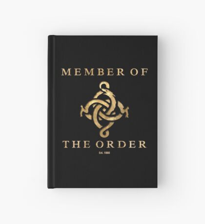 The Order 1886 Hardcover Journal