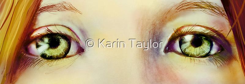 DRAWING JAM #5- KATZXKARMA by © Karin  Taylor