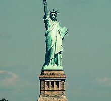 Statue of Liberty by Caroline Fournier