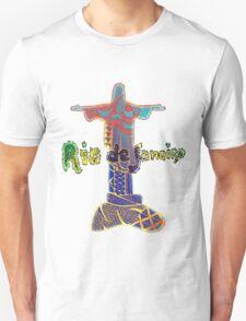 Rio de Janeiro - Zentangle T-Shirt