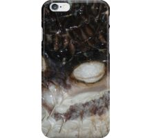 Unhappy Puffer Fish iPhone Case/Skin