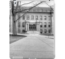 UW Madison Education Building iPad Case/Skin