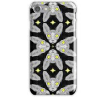 Sphynx Cat Pattern iPhone Case/Skin