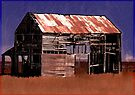 'Old Shed' New South Wales Coast, Australia by Trish Loader