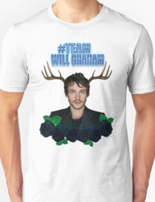 #TEAM WILL GRAHAM T-Shirt