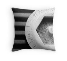 Past its use-by-date Throw Pillow