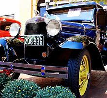 1930 Ford Model A by Karl Rose