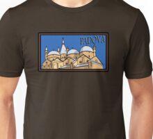Padova Steamer Trunk Style Unisex T-Shirt