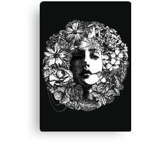 Venus de Flora Canvas Print