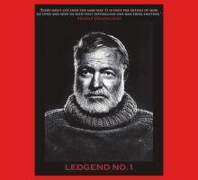 Ledgend No.1 (Ernest Hemmingway) by Blake  Hyland
