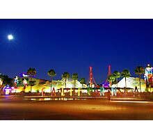 Disneyland California Adventure  Photographic Print
