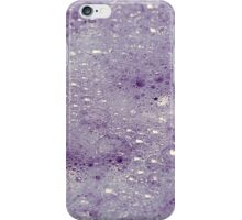 Lilac Bubbles iPhone Case/Skin