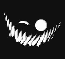 White Pixel Squad logo (looks good on BLACK) T-Shirt
