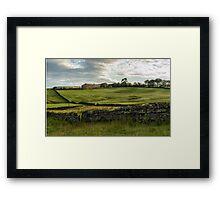 Rural Farmstead Framed Print