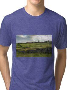 Rural Farmstead Tri-blend T-Shirt