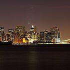 Lower Manhattan - New York City  by cvrestan