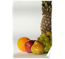 Fruits - High Key #2 Poster