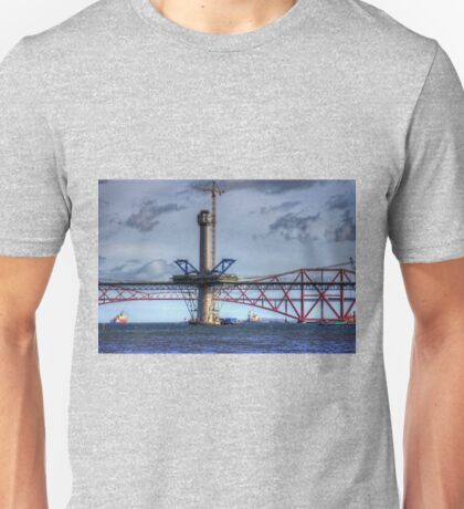 New Forth Crossing - 2 March 2015 Unisex T-Shirt