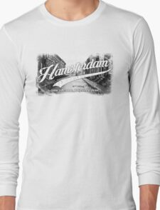 Hamsterdam - Cloud Nine Edition (White) Long Sleeve T-Shirt