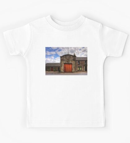 Strathaven Town Mill Kids Tee
