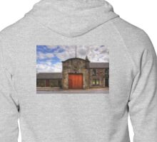Strathaven Town Mill Zipped Hoodie